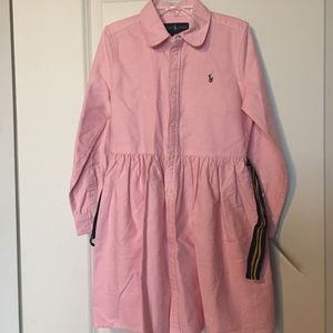 Ralph Lauren Girls Dress - size 6